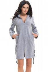 Szlafrok damski Dn-nightwear SSW.9266