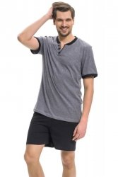 Piżama męska Dn-nightwear PMB.9282