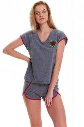 Piżama damska Dn-nightwear PM.9446