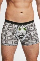 Bokserki Cornette Tattoo Dollars 280/167