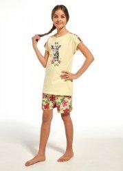 Piżama dziewczęca Cornette Kids Girl 245/65 Aloha kr/r 86-128