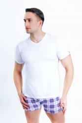Koszulka męska Viper biały Sesto Senso WYSYŁKA 24H