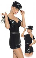 Kostium Policjantki 6629 Roxana WYSYŁKA 24H