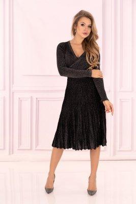 Sukienka Merribel Frojene Black