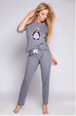 Piżama damska Sensis Pinguino