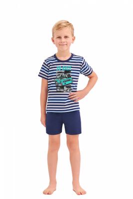 Piżama chłopięca Taro Max 391 122-140 L'20