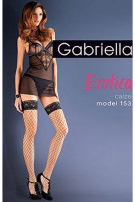 Pończochy damskie Gabriella 646 Erotica 153