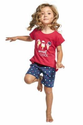 Piżama dziewczęca Cornette 787/80 Cool