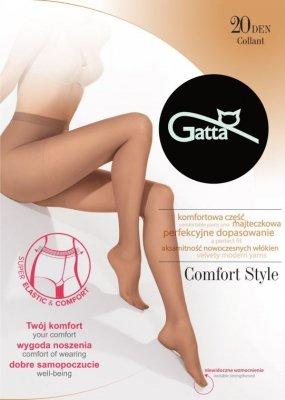 Rajstopy damskie Gatta Comfort Style 20 Den