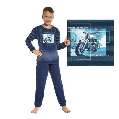 Piżama chłopięca Cornette 593/70 My Place 2