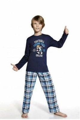 Piżama chłopięca Cornette 809/31 Football