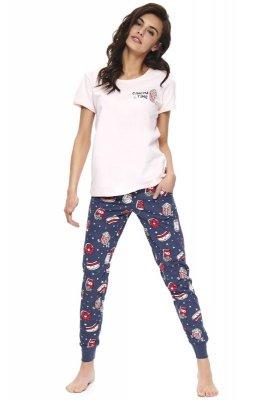 Piżama damska Dn-nightwear PM.9722