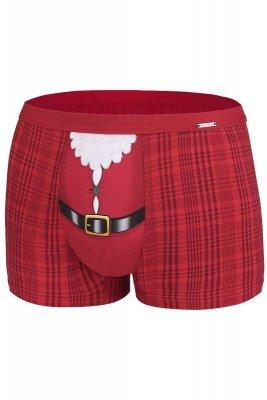 Bokserki Cornette Merry Christmas Belt