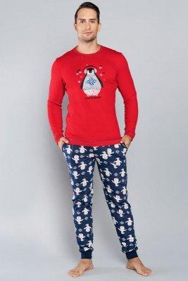 Piżama męska Italian Fashion Elmo
