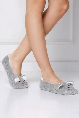 Kapcie Aruelle Sweet Bear Slippers