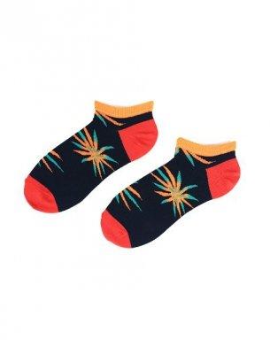 Stopki Regina Socks 0332 Bambus Męskie Wzór