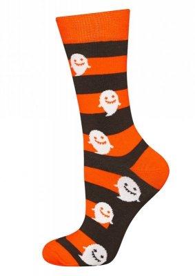 Skarpety Soxo Good Stuff Halloween 1407 damskie