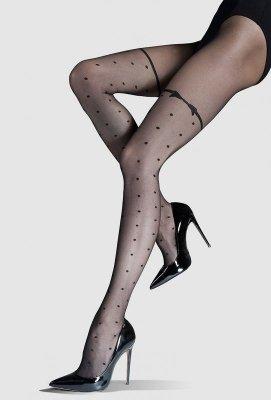 Rajstopy Knittex Lolita 20 den 5-XL