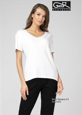 Bluzka damska Gatta 42492S Shirt Serano