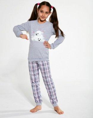 Piżama dziewczęca Cornette Kids Girl 594/132 Seals 86-128