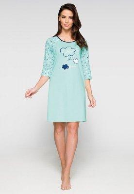 Koszula nocna damska Regina 372 plus size