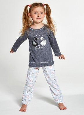 Piżama dziewczęca Cornette Young Girl 380/31 Swan
