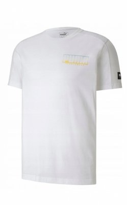 Koszulka męska męska Puma 581336 Athletics Advanced Tee