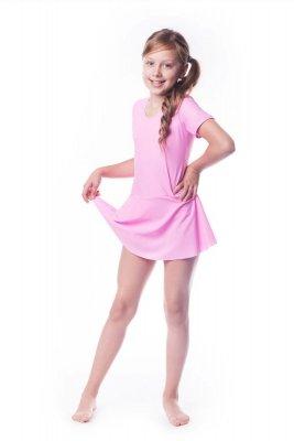Kostium gimnastyczny ze spódniczką (B9) Shepa