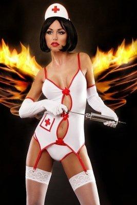 Kostium Pielęgniarki Sexy Nurse Lolitta