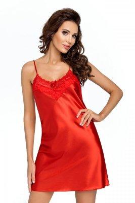 Koszula nocna Eva czerwona Donna