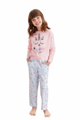 Piżama dziewczęca Taro Nadia 1180 122-140 Z'20