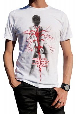 Koszulka męska TSHRW005 Demoniq