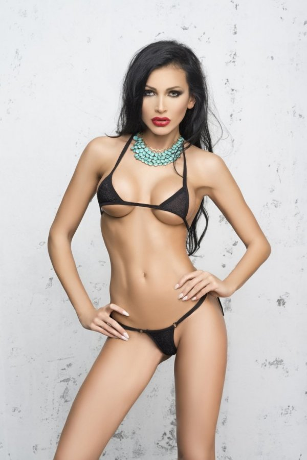 Mini bikini Ipanema Black Me Seduce