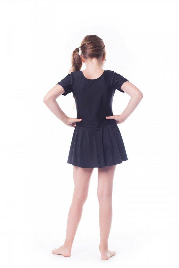 Kostium gimnastyczny ze spódniczką (B1) Shepa