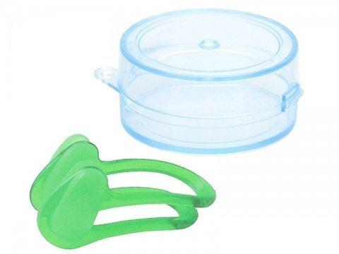 Zaciskacz do nosaShepa green (plastik)