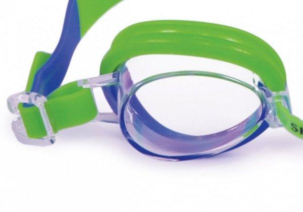Okularki pływackie Kids Shepa 1122 (B19/5)