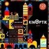 Djeco, Kinoptik, miasto, magnetyczna, układanka kreatywna