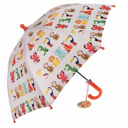 Rex, parasolka dla dzieci, zwierzątka
