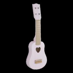 Little Dutch, gitara różowa