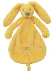 Happy Horse, przytulanka szmatka, króliczek Richie, żółty