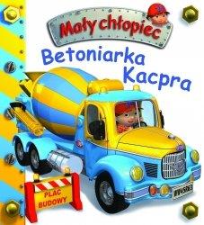 Książeczka, Betoniarka Kacpra