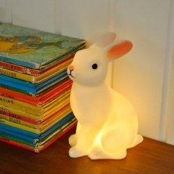 Rex, lampka zajączek