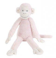 Happy Horse, małpka Mickey, różowa, 43cm