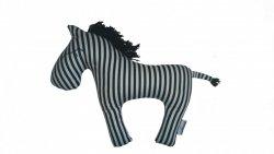 malooni, przytulanka zebra