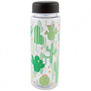 Sass&bell, butelka na wodę, kaktusy