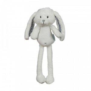 Little Dutch, przytulanka Advnture, króliczek 30cm, niebieski