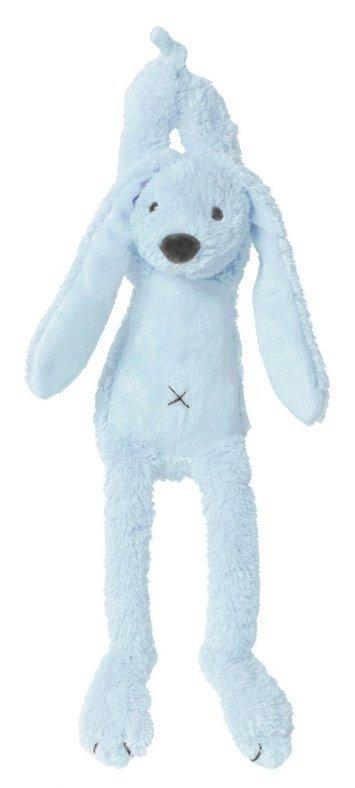 Happy Horse, króliczek Richie, błękitny, pozytywka