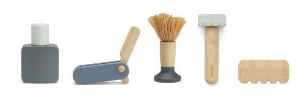 Plan Toys, drewniany zestaw do golenia