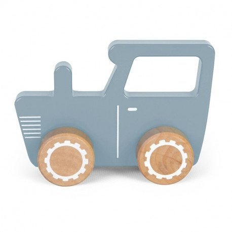 Little Dutch, drewniany traktor