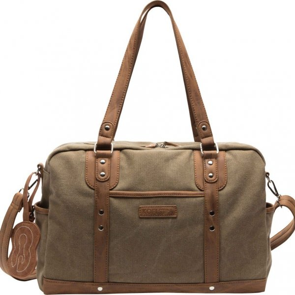 Koelstra, torba dla mamy, Nenne, olive